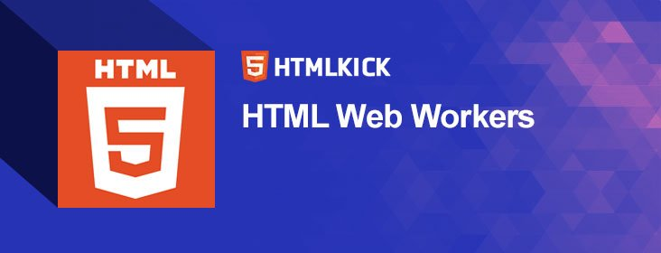 HTML Web Workers