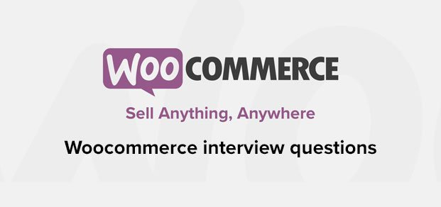 Woocommerce interview questions