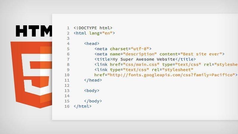 Doctype Html html5