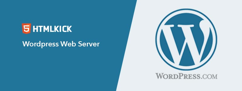 Wordpress Web Server