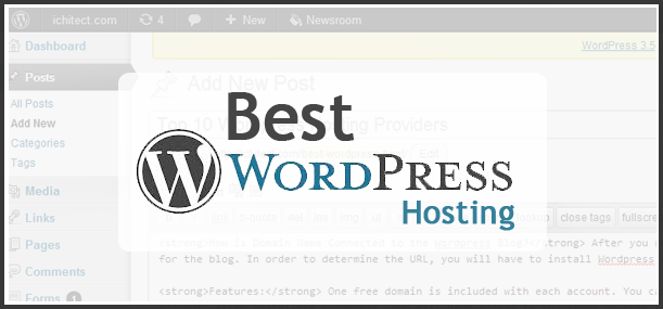 Top 10 Wordpress Hosting Provider