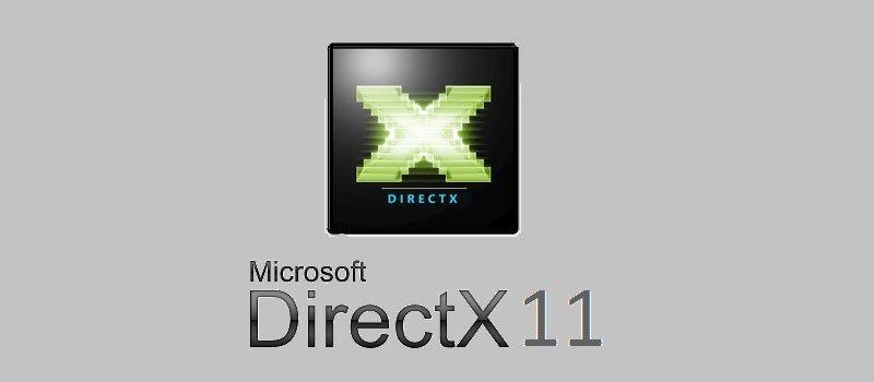 Directx 11 Download Install Windows 10