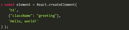 Equivalent of the above using React.createElement