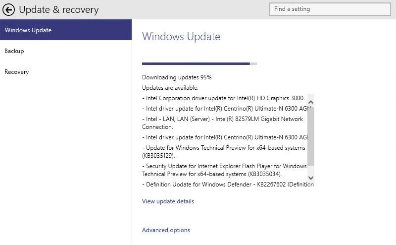 How to Install drivers through Windows Update