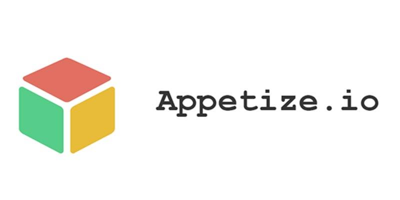 Appetize.io iPhone Emulator for Windows