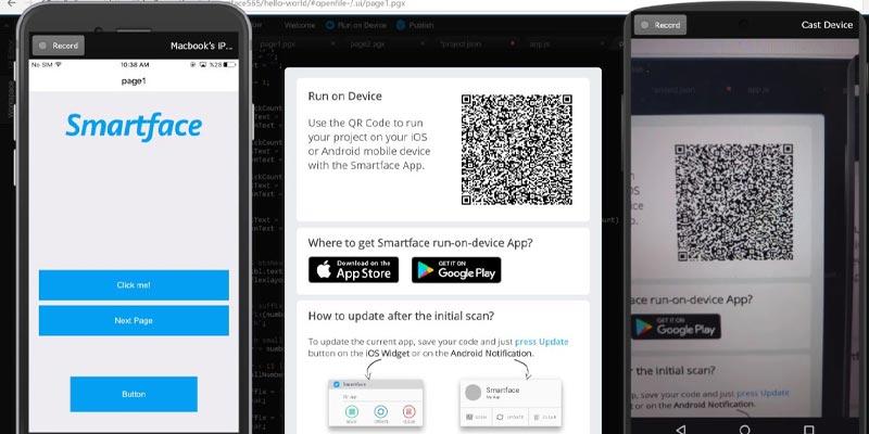 Smartface iPhone Emulator for Windows