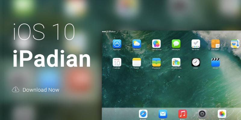 iPadian iPhone Emulator for Windows