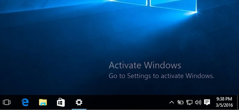 Unactivated Windows 10:  How Long Can You Use it?