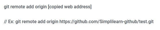 file from a local system to a GitHub repository through Git