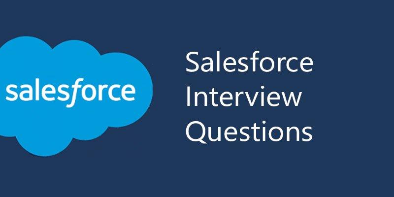Top 30+ Salesforce Interview Questions | HTML KICK