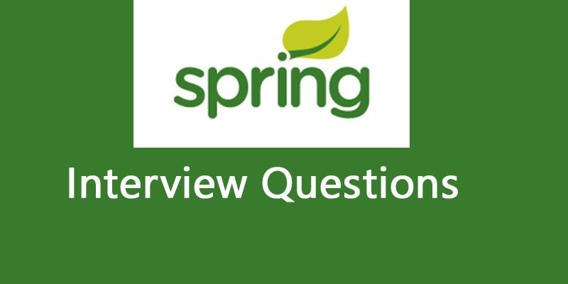Top 30+ Best Spring MVC Interview Questions | HTML KICK