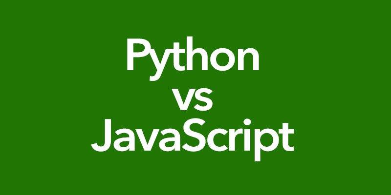 Know 15+ Python vs JavaScript Differences